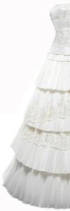 Приметы свадебного платья.
