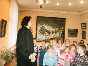 Музей А.А. Пластова приглашает детей!