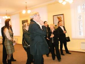 Посол Канады посетил музей Пластова.