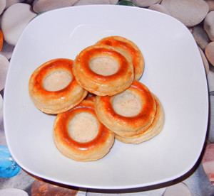 Печенье творожно – овсяное.