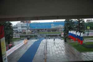 Международный фестиваль в Ульяновске.