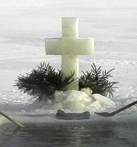 Где будут проруби на Крещение в Ульяновске (18-19 января 2015г.)