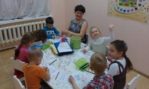 Развивающий центр «Солнечный город» в Ульяновске.