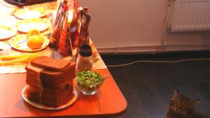 15 февраля 2015 года в Ульяновске прошел 6 фестиваль вкуса «Ресторанный дворик».