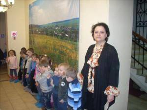 «Музей для самых маленьких» в музее А.А. Пластова.