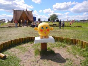 «Фестиваль колобка» в Ульяновской области 6-7 июня 2015.