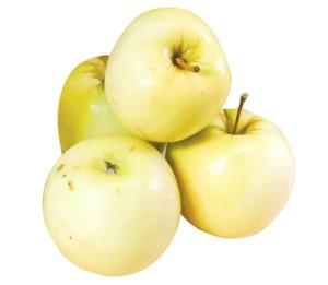 Как замочить яблоки.