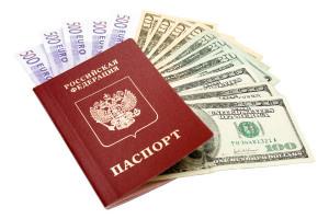 Центробанк России усложняет процедуру обмена валюты