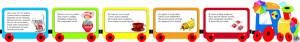 Правила для детей в детском саду с примером оформления