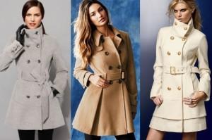 Женские шерстяные пальто яркий атрибут модного образа 2016!