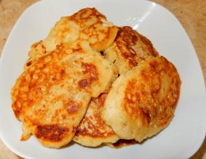 Ленивые пирожки с картошкой