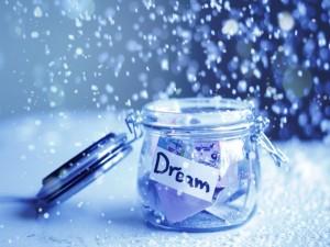 О чем мечтают женщины перед Новым годом…