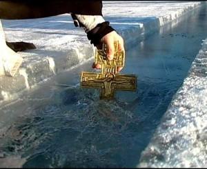Где купаться на крещение в Ульяновске (2017)