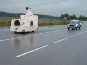 Только в России…