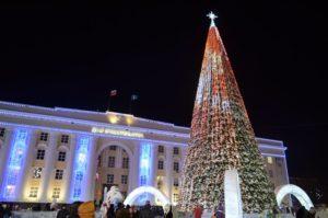 Мероприятия для детей в Ульяновске на Новый 2018 год