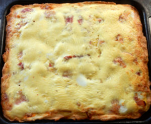 Пицца «Рожденный в СССР»
