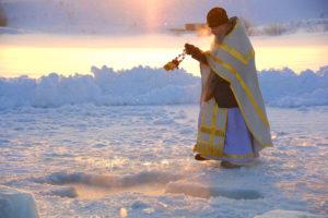 Короткие стихи на Крещение