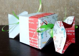 Упаковка «Конфетка» для киндерсюрприза