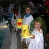 Детский клуб. Водные фонарики.
