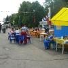 Уличная торговля. Еда.
