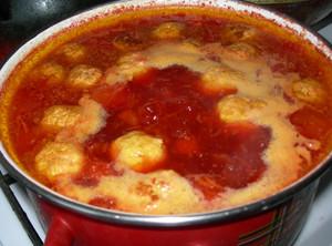 «Неправильный» суп.