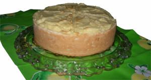 Открытый пирог «обеденный»