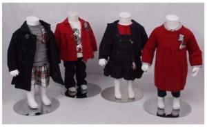 Детская мода сезона осень-зима 2009-10г.