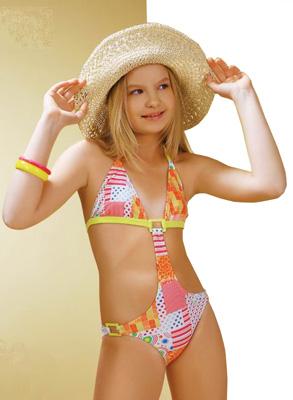 Детская Мода Купальники