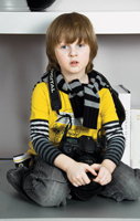 Детская мода сезон осень-зима 2010г.