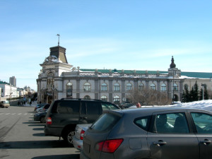 Казань проездом…