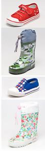 Модная обувь для детей 2012г.