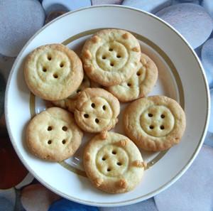 Печенье «Корявые пуговки».