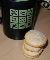 Печенье на один укус.