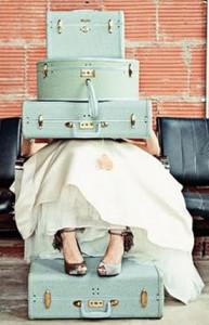 Собираем чемоданчик на свадьбу.