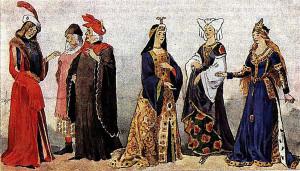 Не завидуйте средневековым рыцарям и их барышням. Все было совсем не так красиво!