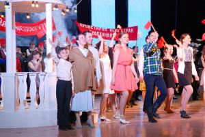 Ульяновцы на фестивале-конкурсе «Салют Победы» в г. Пермь заняли второе место!