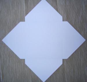 Самодельный конверт для диска.
