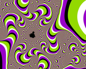 Задание по физике (7 класс) – найти несколько оптических иллюзий.