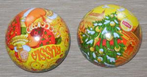 Декоративный шарик на свадьбу (альтернатива замочку).