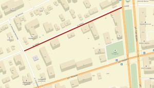 Какие улицы перекроют во время чемпионата по хоккею с мячом (2016)