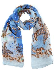 Модные женские шарфы: от классики до яркой экстравагантности в образе один шаг!