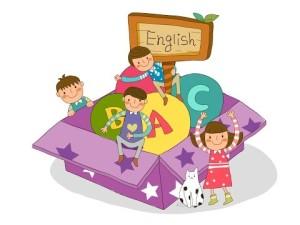 Детский стих для запоминания английских слов