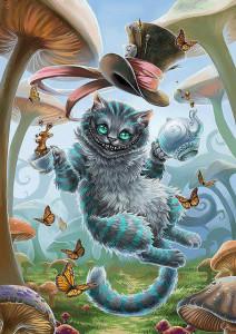 Пре -мудрости Чеширского кота