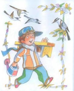 Успенский Эдуард. Стихи из книги «Стихи для самых маленьких»