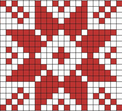 Что означает орнамент на вышивке