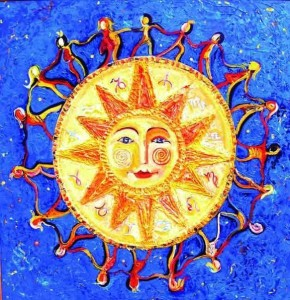 Фестиваль: Зимнее Солнцестояние 24-25 декабря (2016г.)