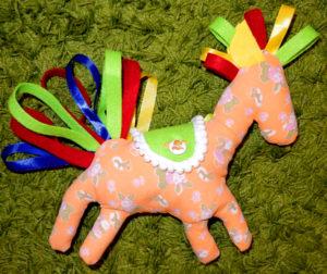 Пасхальная лошадка