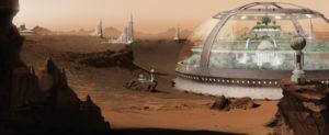 Доклад «Жизнь на Марсе»