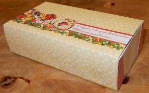 Подарочная коробка для хлопушки