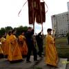 Открытие памятника Петру и Февронии. 5.07.09
